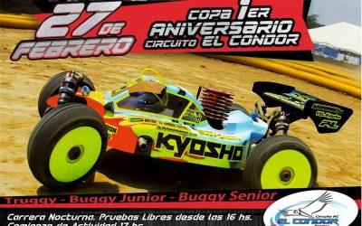 27 de Febrero - Copa aniversario RC El Condor