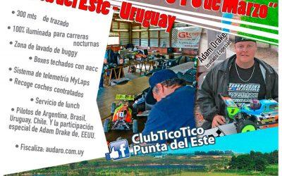 Club Tico-Tico - Gran Premio Punta del Este, Uruguay. 5 y 6 de Marzo