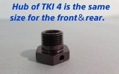 Yuichi Kanai muestra al detalle las novedades del Kyosho MP9 TKI 4. Listado y fotos.
