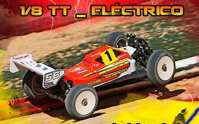 3 de Abril - Segunda prueba Campeonato de España 1/8 TT Eco. La Nucía