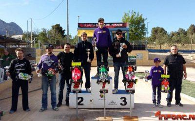 Resumen - Campeonato de España 1/8 TT Eco En La Nucía