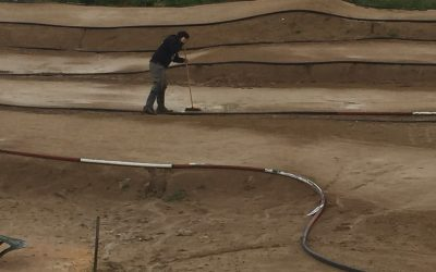 Cancelada la jornada de mangas del Nacional B 1/8 TT Gas en Fuencarral