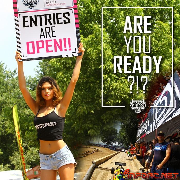 Entries-Open