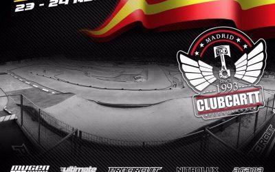 23 y 24 de Abril - Campeonato de España B en Fuencarral, Madrid