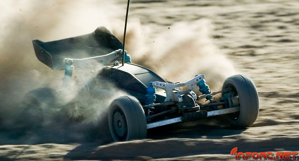 Off-road Racing Car