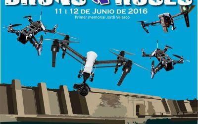 11 de Junio - Drons N Roses Festival