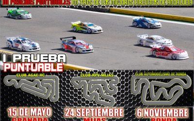 15 de Mayo - I Interclub de Touring Stock organizado en AgaeRC