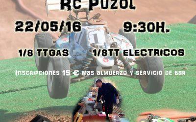 22 de Mayo - segunda prueba triangular RC Puzol