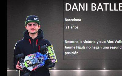 Este fin de semana se decide el Campeonato de Cataluña 1/8 TT Gas 2016. 7 posibles ganadores.