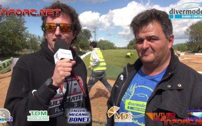 Galería de fotos y entrevista - Campeonato de España 1/8 TT Eco en Mallorca