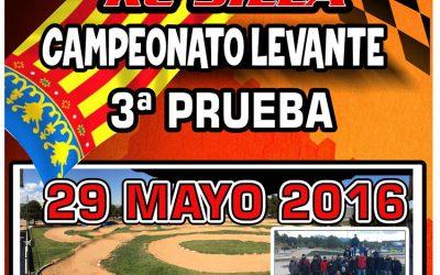 29 de Mayo - Tercera prueba del Campeonato del Levante 1/8 TT Eco