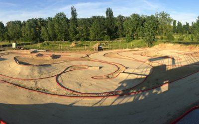 Martin Bayer diseña el nuevo circuito Funrace Arena, en la república Checa