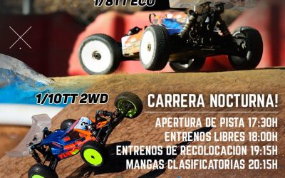 25 de Junio - Trofeo de Verano RC Los Volteretas