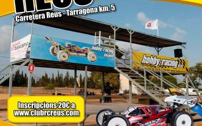 12 de Junio - Tercera prueba del provincial de Tarragona 1/8 TT Gas y Eco