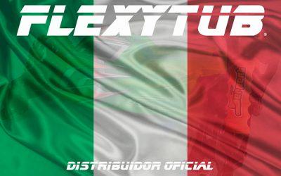 Flexytub ya cuenta con distribuidor oficial en Italia