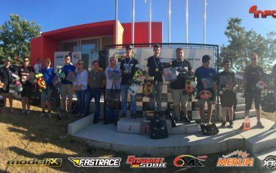 Juan Carlos Canas, campeón de Europa B 1/8 TT Gas 2016