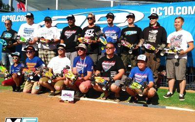 Neil Cragg se lleva el título de Campeón de Europa 1/10 2WD en Valladolid