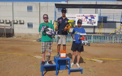 Resultados - Cuarta prueba Campeonato de Extremadura 1/8TT Gas 2016