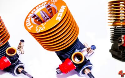 Showgame presenta Tornado engines, nueva marca italiana de motores