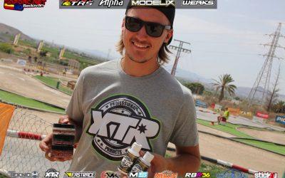 David Ronnefalk ficha por XTR Racing y lo entrevistamos en directo