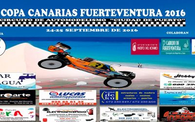 24 y 25 de Septiembre - Copa Canarias Fuerteventura