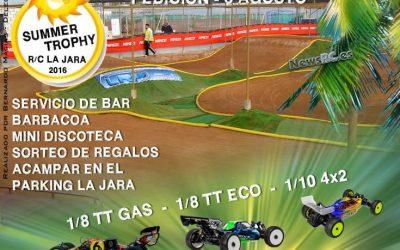 6 de Agosto - Summer Trophy RC La Jara