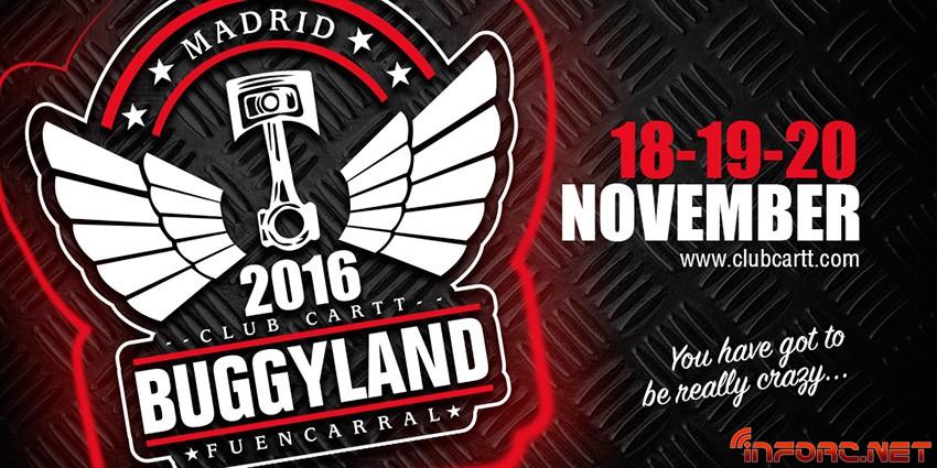 Buggyland 3.0 - ¡Inscripciones abiertas!