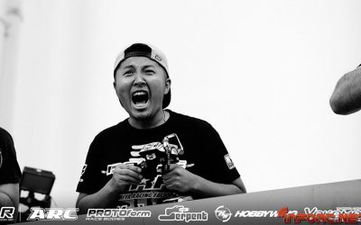 Naoto Matsukura, Campeón del Mundo 1/12 2016