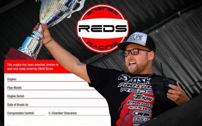 REDS Race Ready, el motor rodado y carburado por Elliot Boots