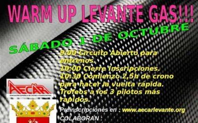 1 de Octubre - Carrera Poleman 1/8TT Gas y Eco