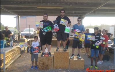 Resultados - 1ª Carrera del Campeonato Provincial de Castellón 2016-17