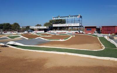 Tercera prueba del Campeonato de España A 1/8 TT Gas 2016 - Fotos del circuito