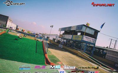 Comienza el Campeonato de Europa 1/8 TT Eco en Alhaurín de la Torre - Fotos