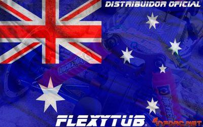 FlexyTub ya tiene distribuidor en Australia