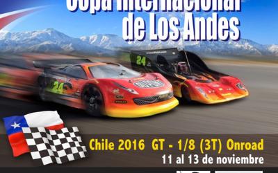 Chile - Copa Internacional de Los Andes 2016
