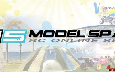 Modelspain, tienda oficial del Campeonato de Europa 1/8 TT Eco 2016 en Alhaurín de la Torre