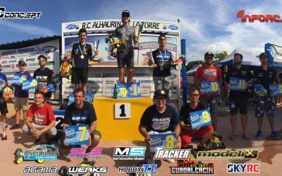 Video - Finales A Campeonato de Europa 1/8 TT Eco. Galería de fotos.