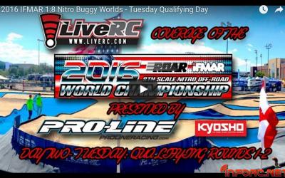 Video en directo - Comienzan las mangas clasificatorias del Campeonato del Mundo en Las Vegas