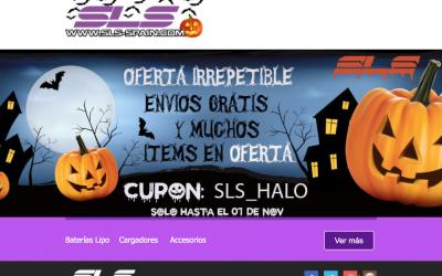 Ofertas de Halloween en SLS Spain ¡Tus compras con envío gratis y descuentos en muchos productos!