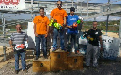 Resultados segunda prueba provincial Castellón 1/8 TT Gas y Eco
