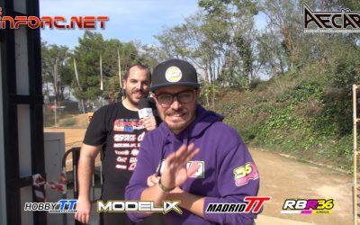 Video - Paseo por el paddock en el Nacional A 1/8 TT Gas de Monjuic