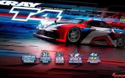 Promo - Compra tu Xray T4 2017 en Bumpers y llévate gratis una carrocería Protofotm LTC 2.0 190mm