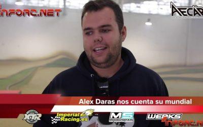 Video - Entrevistas a los pilotos españoles asistentes al mundial en Las Vegas