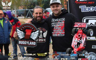 Buggyland 3.0 - Elliot Boots campeón absoluto de esta edición