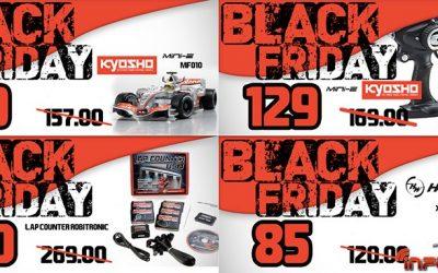 Black Friday en Showgame Shop - Descuentos para todos los gustos