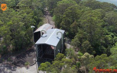 DroneShield Drone Gun, el rifle que derriba drones a 2km de distancia