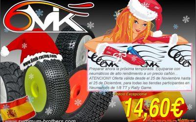 Promo Navidad 6mik - 25 de Noviembre al 25 de Diciembre