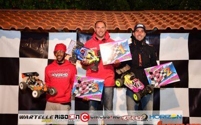 Jerome Aigoin gana el GP de Pierrefeu