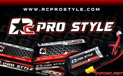 RC ProStyle, especialistas en LiPos. Nuevo colaborador de infoRC.net