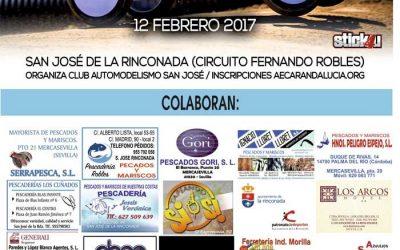 12 de Febrero - Copa San José 1/8 TT Gas y Eco en San José de la Rinconada